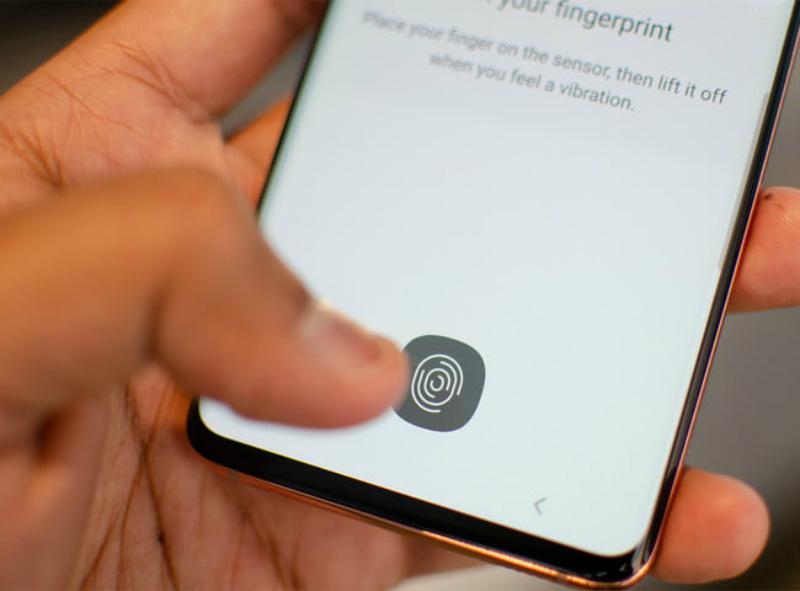 Phone - ទូរស័ព្ទ Samsung Galaxy S10+ - មុខងារ