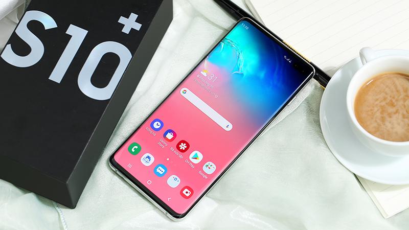 Màn hình điện thoại Samsung Galaxy S10+ chính hãng