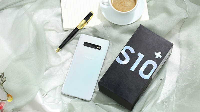 Mặt lưng điện thoại Samsung Galaxy S10+ chính hãng