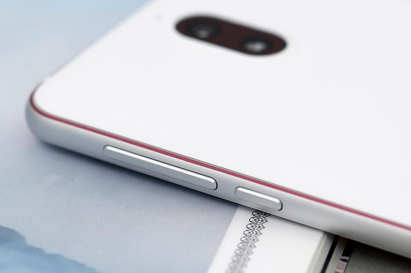 Thiết kế điện thoại Nokia 3.1 16GB