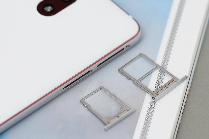 Khe sim trên điện thoại Nokia 3.1 16GB