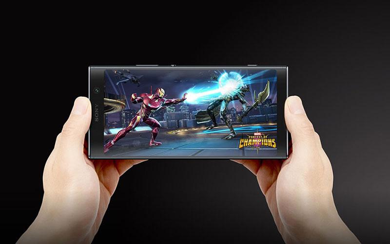 Cấu hình của điện thoại Sony Xperia XA2 Plus
