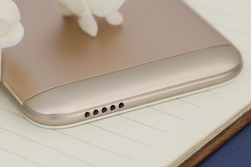 Thiết kế điện thoại Mobiistar E1
