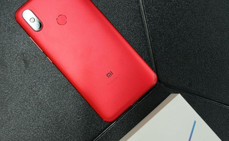 Cấu hình của điện thoại Xiaomi Mi A2