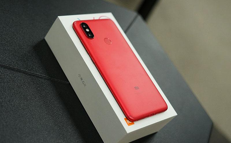 Thời lượng pin Xiaomi Mi A2