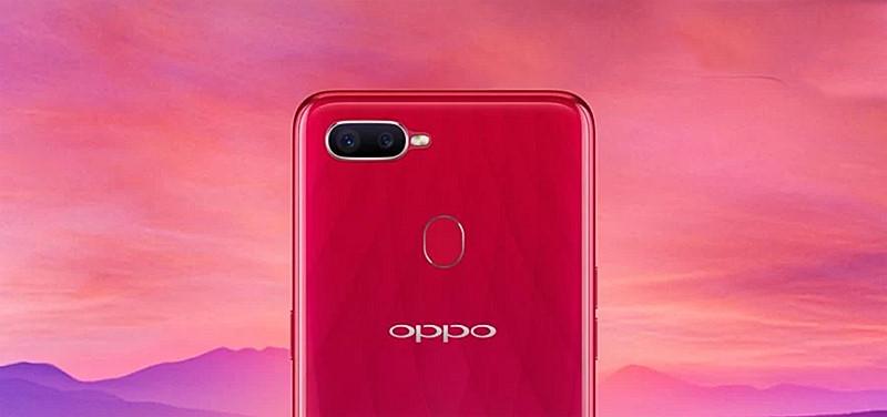Phone - ទូរស័ព្ទ OPPO F9 - រចនាប្តូរពណ៌
