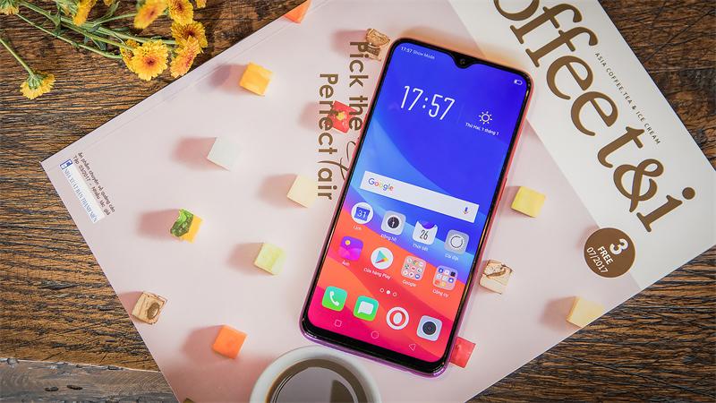 Màn hình điện thoại OPPO F9 6GB