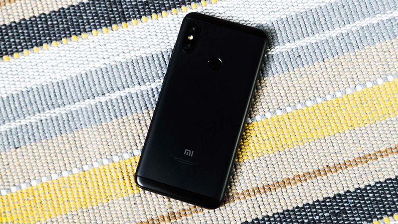 Cấu hình của điện thoại Xiaomi Mi A2 Lite