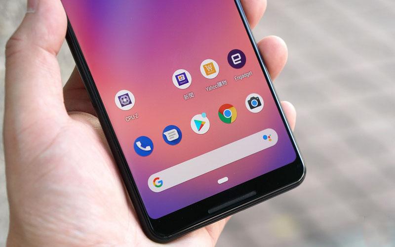 Tính năng bóp cạnh viền của điện thoại Google Pixel 3