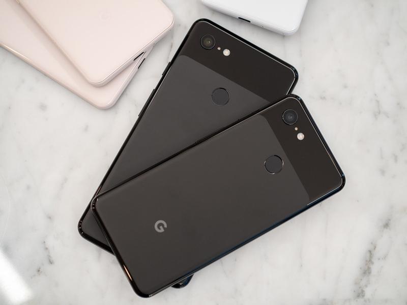 Camera sau của Google Pixel 3 XL
