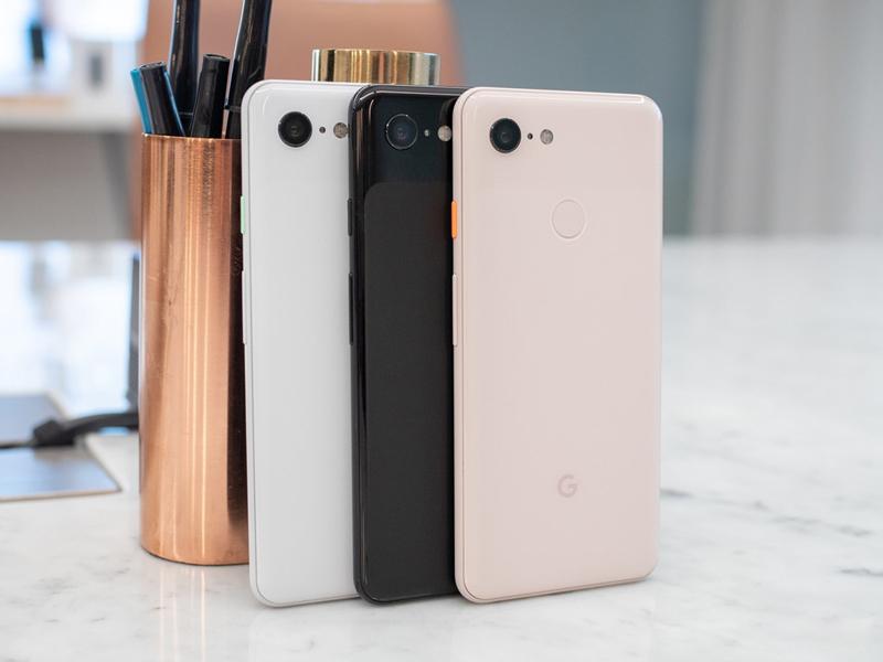 Hỗ trợ sạc nhanh trên Google Pixel 3 XL