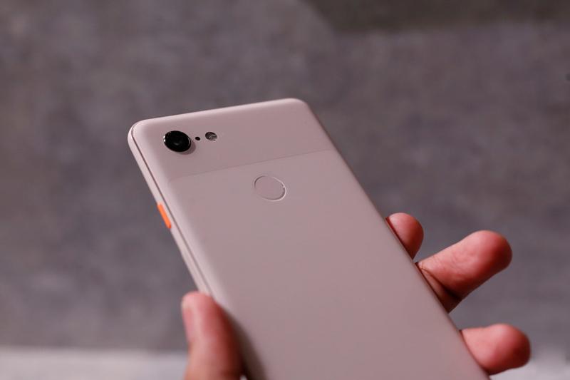 Google Pixel 3 XL đạt tiêu chuẩn kháng nước và bụi IP68
