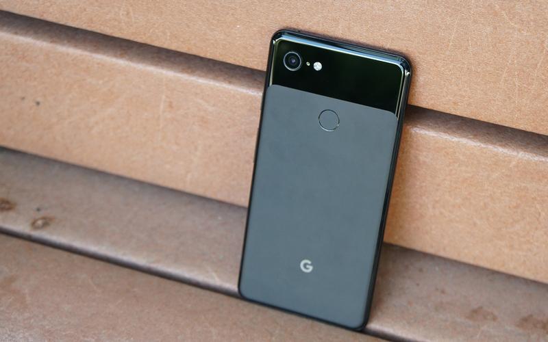 Thông số cụm camera sau của Google Pixel 3 XL