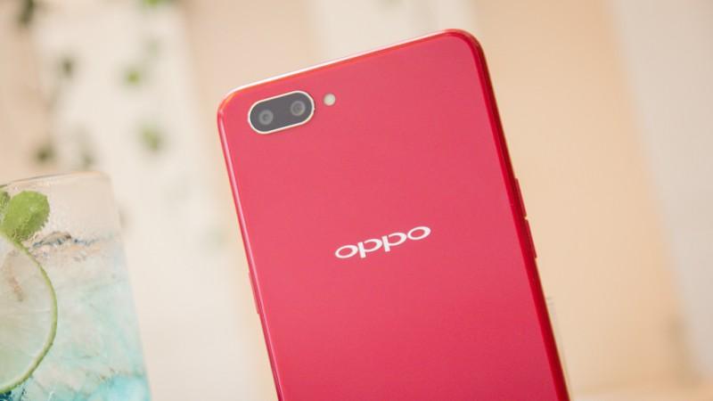 Thiết kế điện thoại OPPO A3s