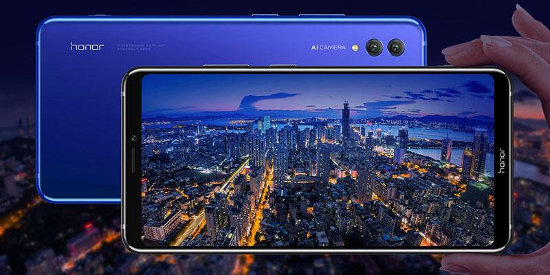 Camera sau của điện thoại Honor Note 10