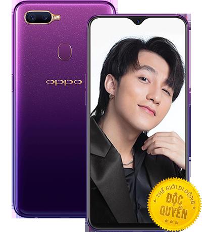 Điện thoại OPPO F9 Tím Tinh Tú