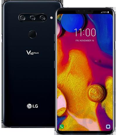 Điện thoại LG V40 ThinQ