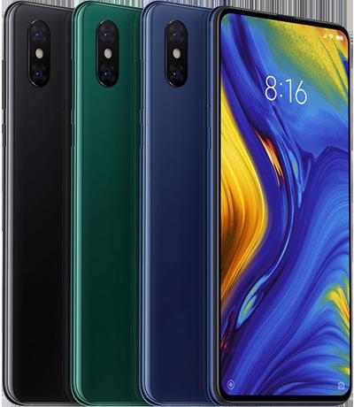Điện thoại Xiaomi MI MIX 3
