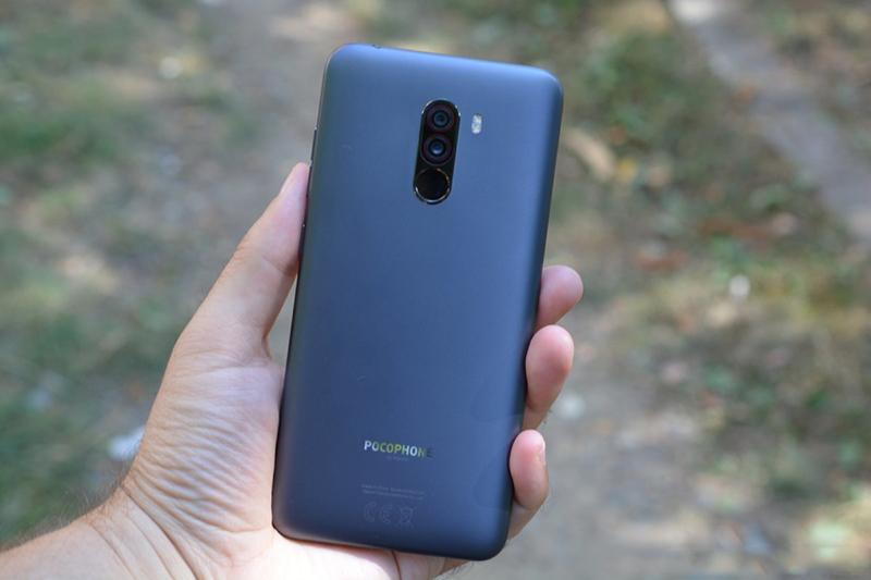 Thời lượng pin Xiaomi Pocophone F1