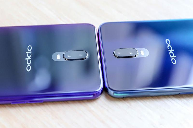 Thiết kế điện thoại OPPO R17