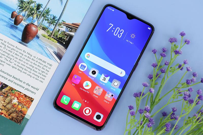 Màn hình điện thoại OPPO R17 Pro chính hãng