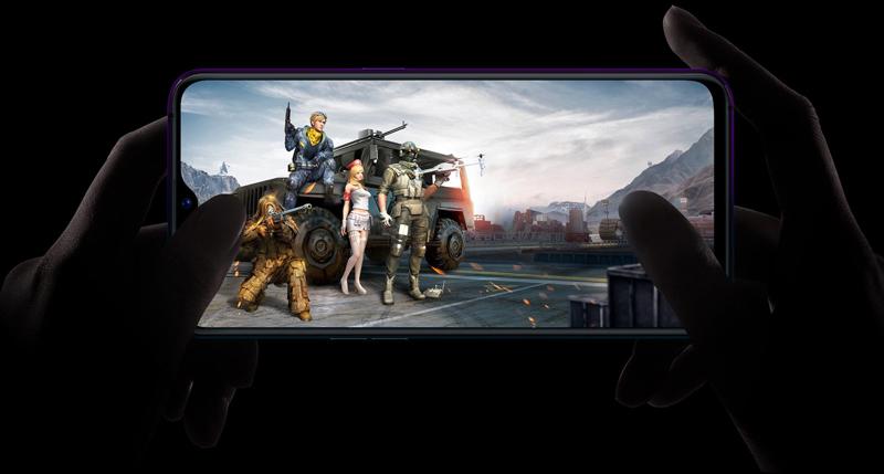 Phone - ទូរស័ព្ទ OPPO R17 Pro - កម្លាំងម៉ាសុីន