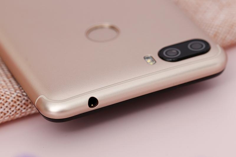Camera điện thoại Itel P32