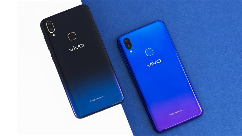 Mặt lưng điện thoại Vivo V11i
