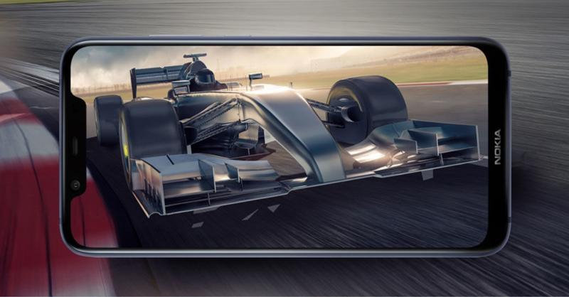 Hiệu năng mạnh mẽ trên Nokia 7.1 Plus