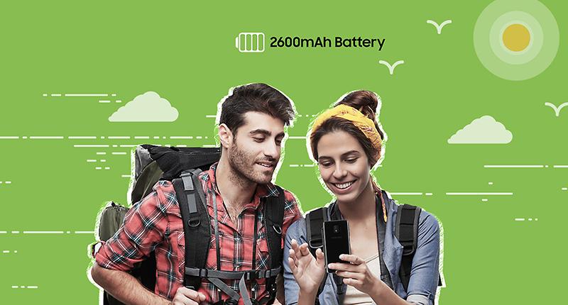 Trải nghiệm điện thoại J2 Core chính hãng