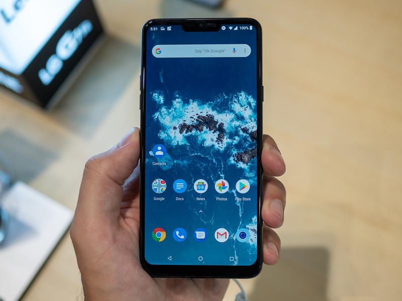 Màn hình điện thoại LG G7 One