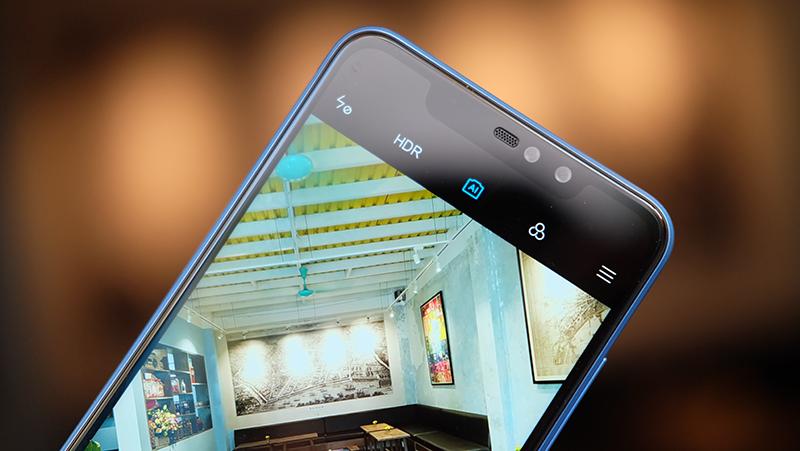 Camera trước điện thoại Xiaomi Redmi Note 6 Pro