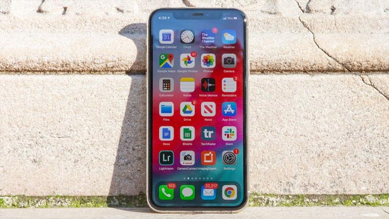 Điện thoại iPhone 11 Pro   Hiệu năng mạnh mẽ