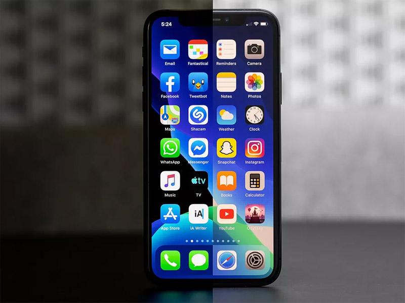 Điện thoại iPhone 11 Pro   Màn hình sắc nét
