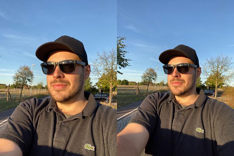 Điện thoại iPhone 11 Pro 64GB | Camera của iPhone 11 cho góc chụp rộng hơn so với iPhone Xs