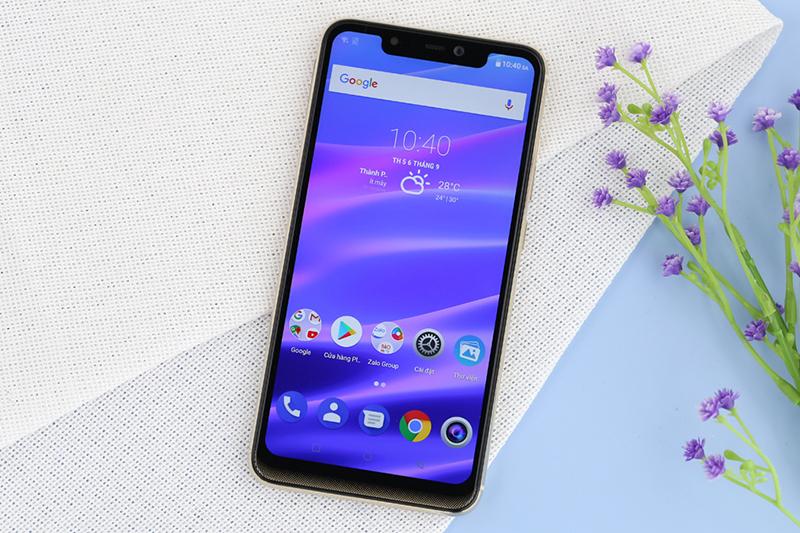 Màn hình điện thoại Mobiistar X | Thegioididong.com