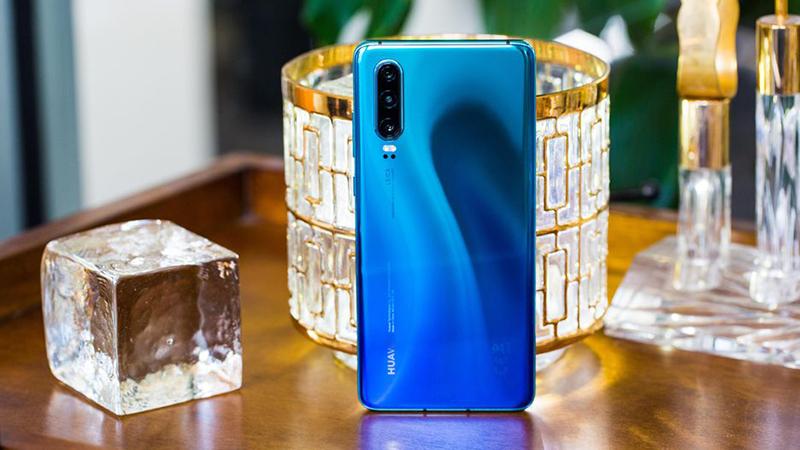 Thời lượng pin của điện thoại Huawei P30 chính hãng