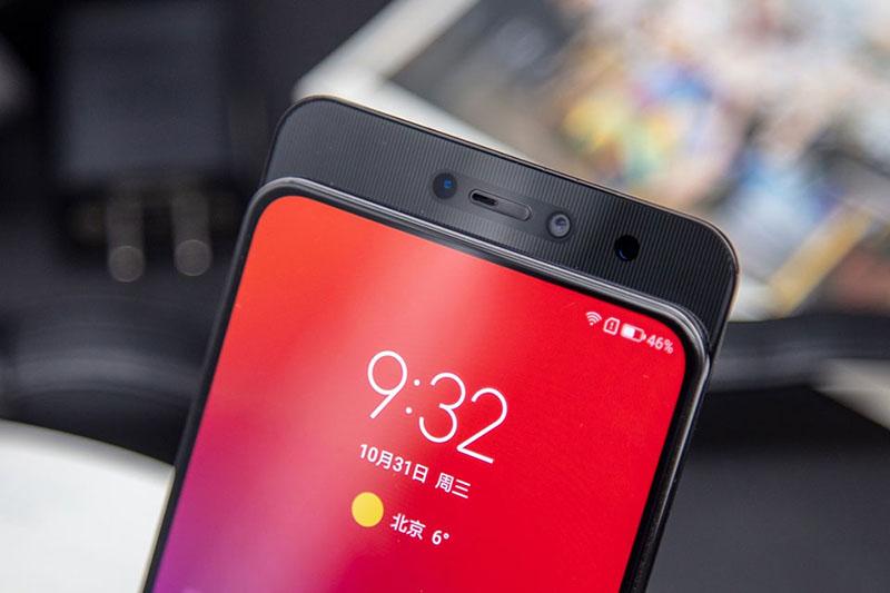 Thiết kế của điện thoại Lenovo Z5 Pro chính hãng