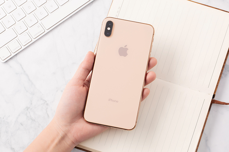 iphone xs max gold 6 Iphone xs Max 64Gb giá sốc tại Tabletplaza.vn