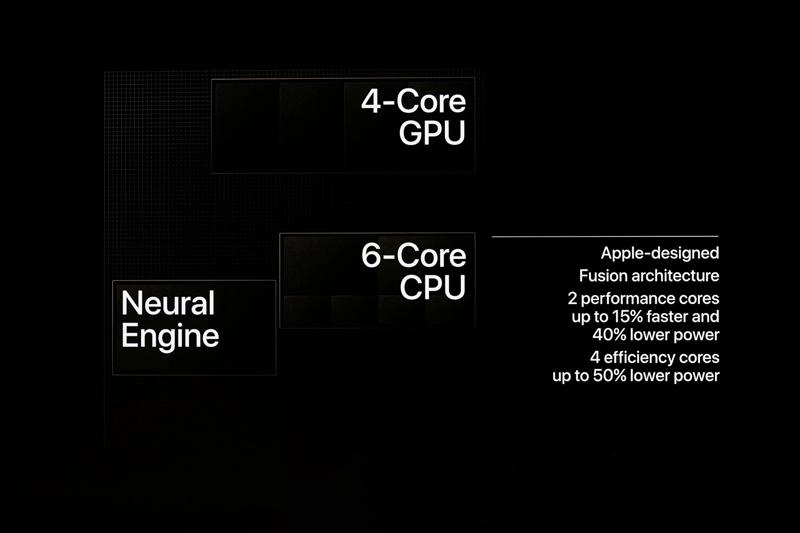 Chip Apple A12 trên điện thoại iPhone XS Max