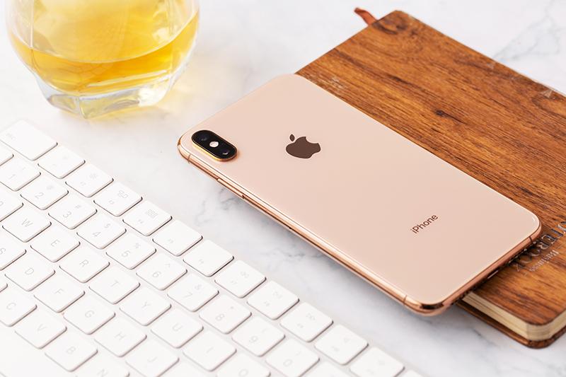 Thiết kế điện thoại iPhone Xs Max chính hãng