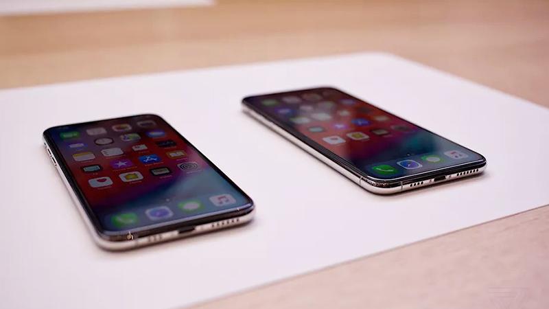 Trải nghiệm điện thoại iPhone XS Max