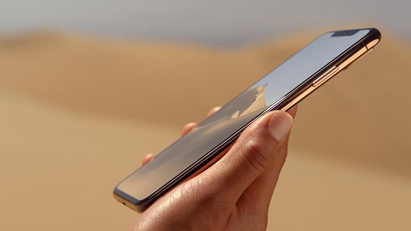 Thiết kế điện thoại iPhone XS Max