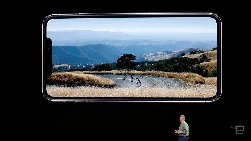 Phone - iPhone Xs 256 GB - អេក្រង់