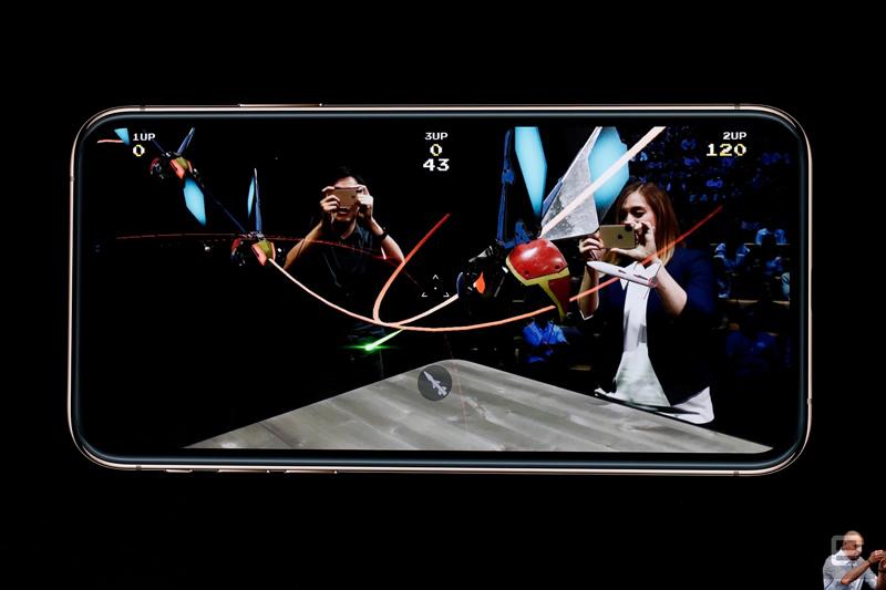 Trải nghiệm âm thanh trên điện thoại iPhone XS
