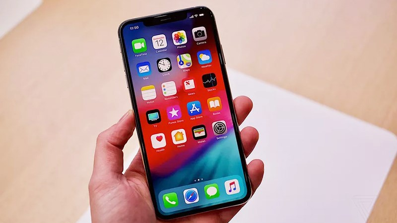 Phone - iPhone Xs 256 GB - កាមេរ៉ា