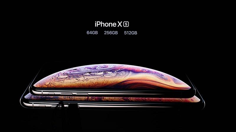 Thiết kế điện thoại iPhone XS