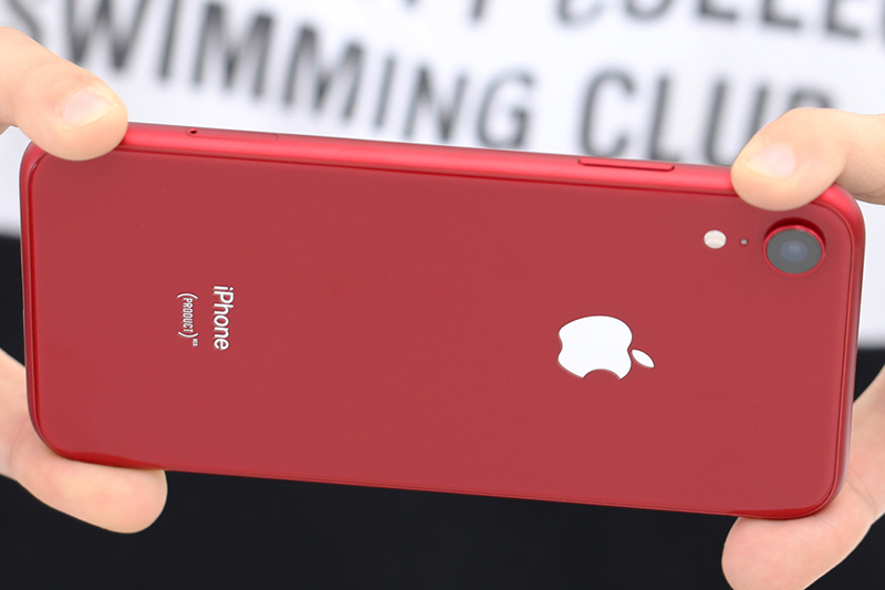 Trải nghiệm điện thoại iPhone Xr chính hãng