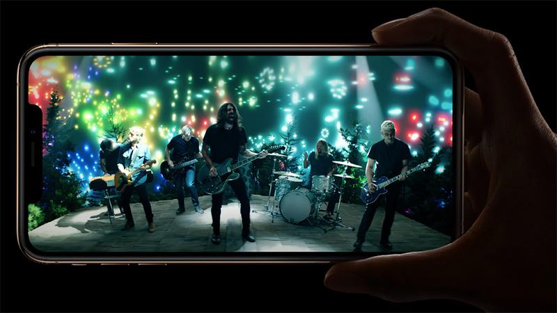 Âm thanh trên điện thoại iPhone XR
