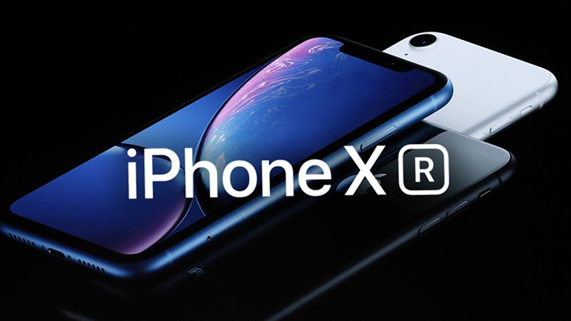 Thiết kế điện thoại iPhone XR